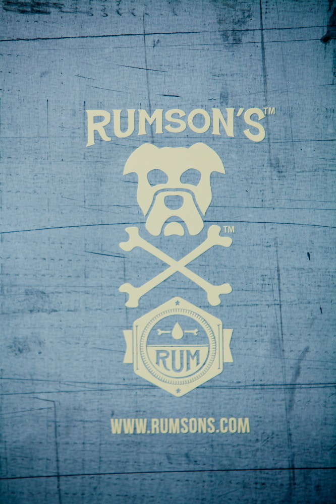 Rumson's Die-Cut Vinyl Sticker