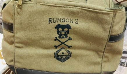 Rumson's Canvas Cooler