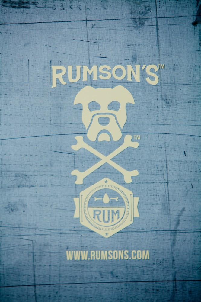 Rumson's Die-Cut Vinyl Sticker