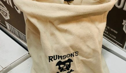 Rumson's Canvas Water Bucket